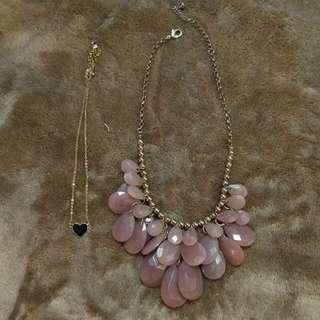 2 Necklaces!