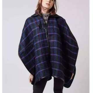 Topshop Reversible Cape