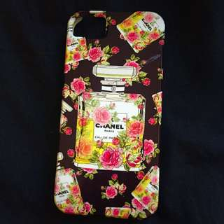 """Society6 """"Chanel"""" Floral iPhone 5 Case"""