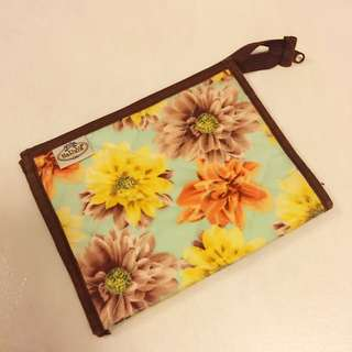 【二手 90% New】NaRaYa Cosmetic Bag (Small)