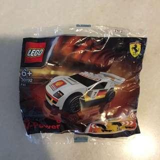 Limited Edition F40 Ferrari Lego Set