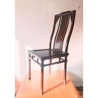 (搬家出售)明式家具椅