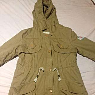 Winter Parka Hooded