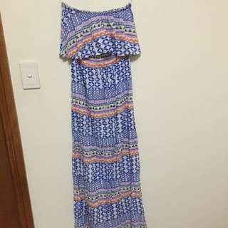 Boobtube Cotton On Dress