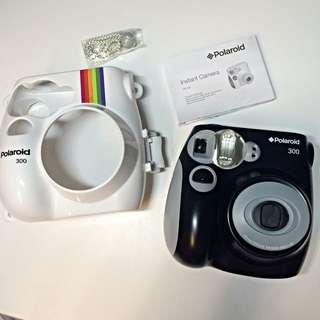 Polaroid 300 Instant Camera With Case