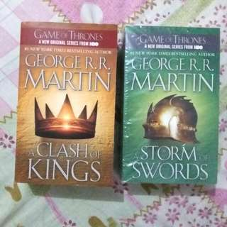 Game Of Thrones Paperback - REPRICED