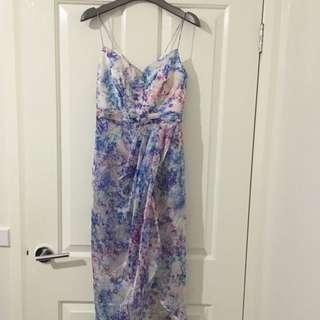Forever New Floral Dress BNWOT