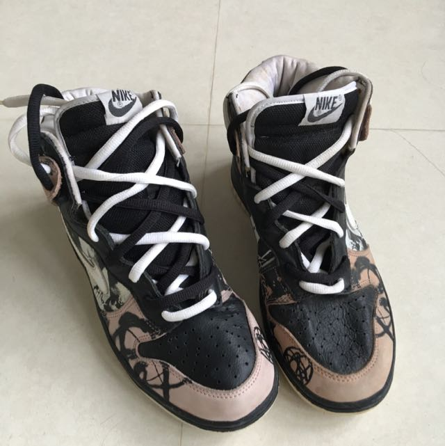 the best attitude a8229 ffc84 2004 Nike Dunk High Pro SB UNKLE