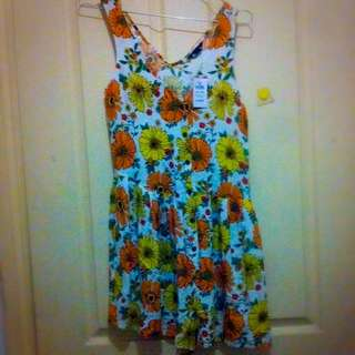 🆕 JAY JAYS sunflower Playsuit