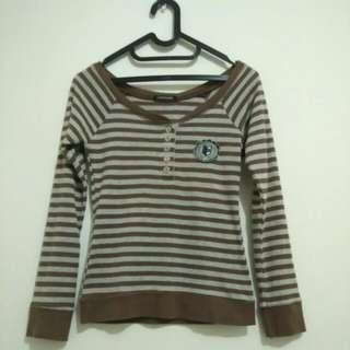 Sabrina Stripe Shirt