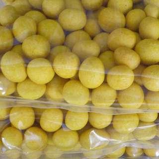 Kacang Telur Kuning