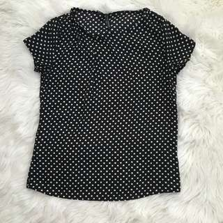 Mango Pattern Top