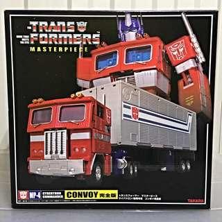 Transformers Masterpiece: MP-4 Convoy & Trailer (Complete Version)