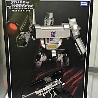 Transformers Masterpiece: MP-5 Megatron