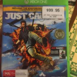 JUSTCAUSE3-Xbox One