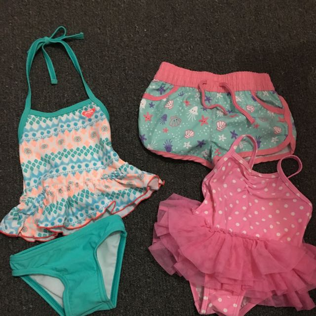 3-6 Month Bathers