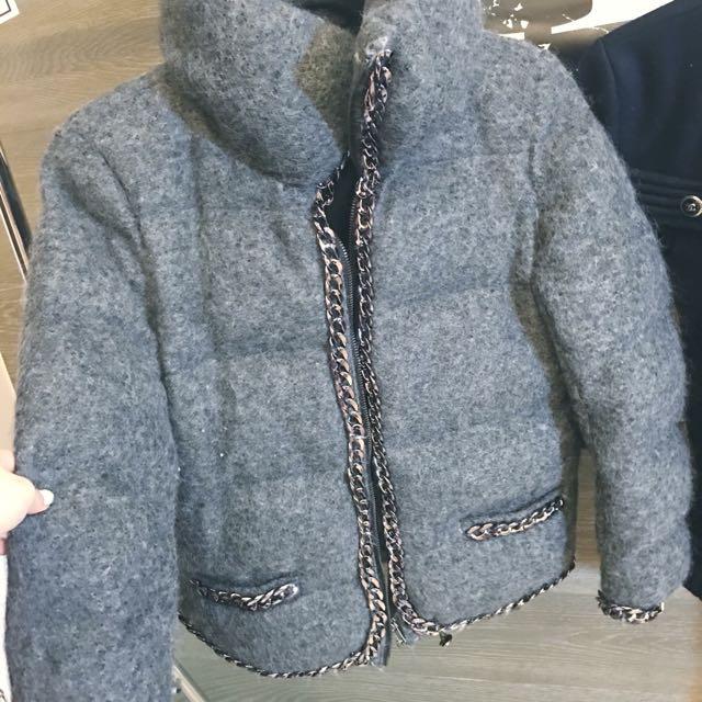 舖棉超保暖 有型外套