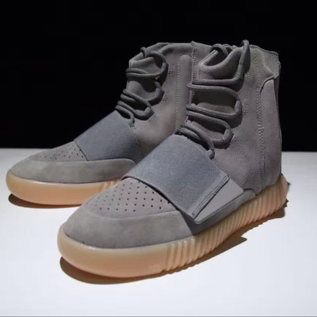 Adidas Yeezy Boost 750 Light Gray/ Gum