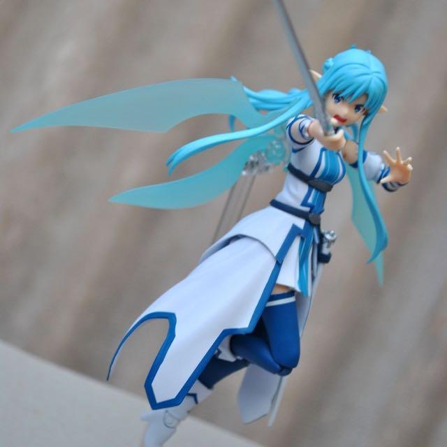 Asuna Yuuki ALO Figma Sword Art Online Anime Manga
