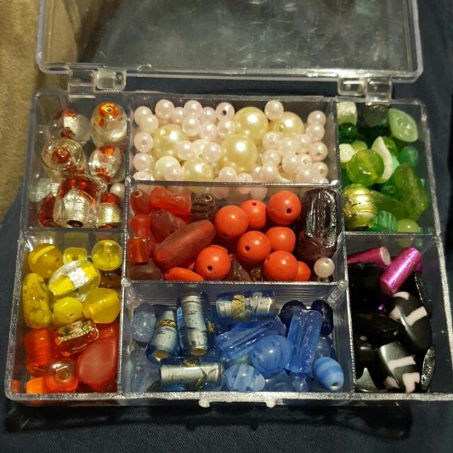 Bead Set And Extras
