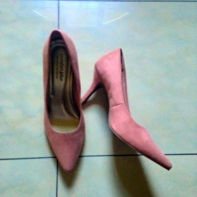 Comfort Plus Heels (from Payless)