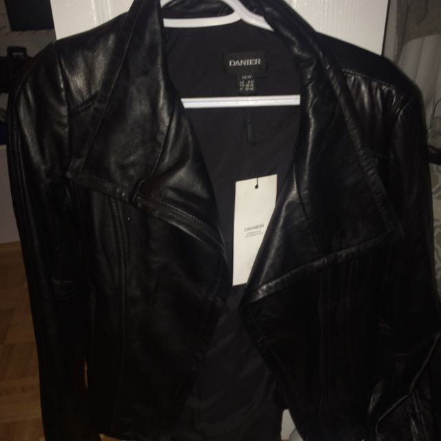 Danier xs Leather Jacket