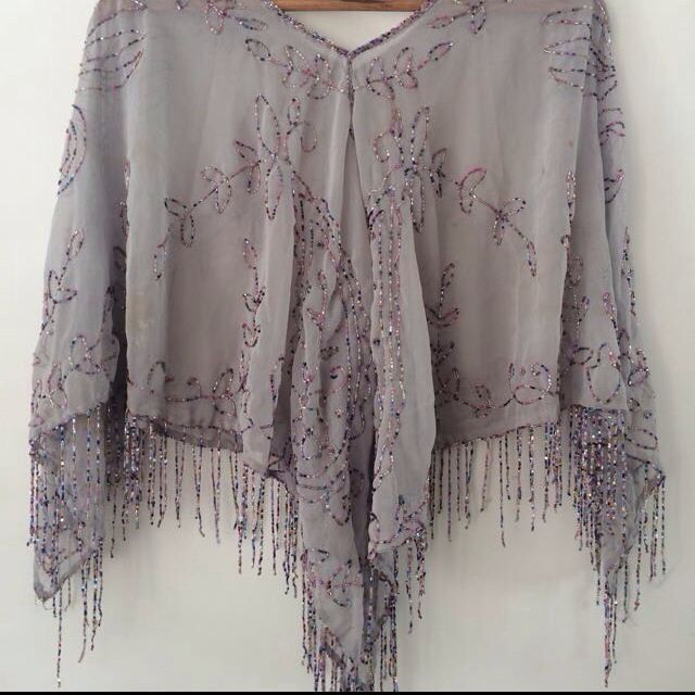 Embroided Festival Top