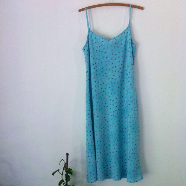 Floral 3/4 Length Dress