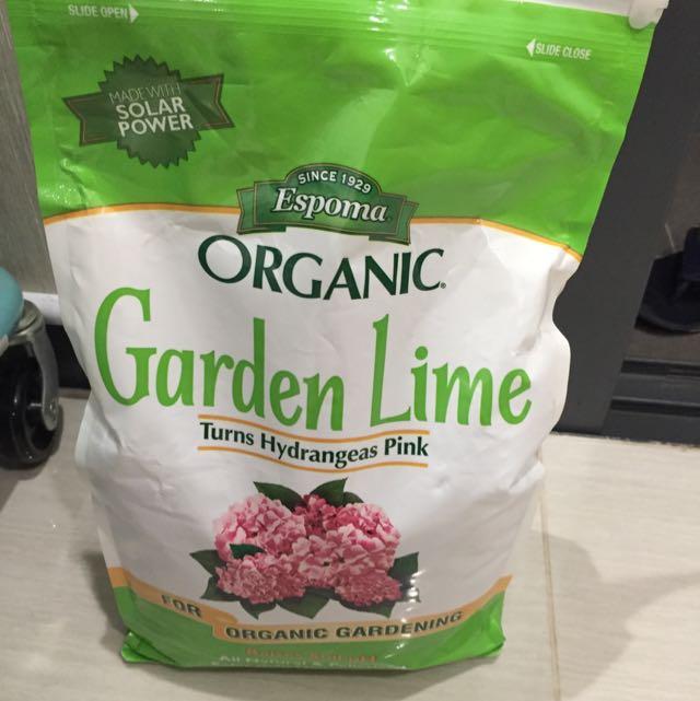 garden lime dolomite lime gardening on carousell - Garden Lime