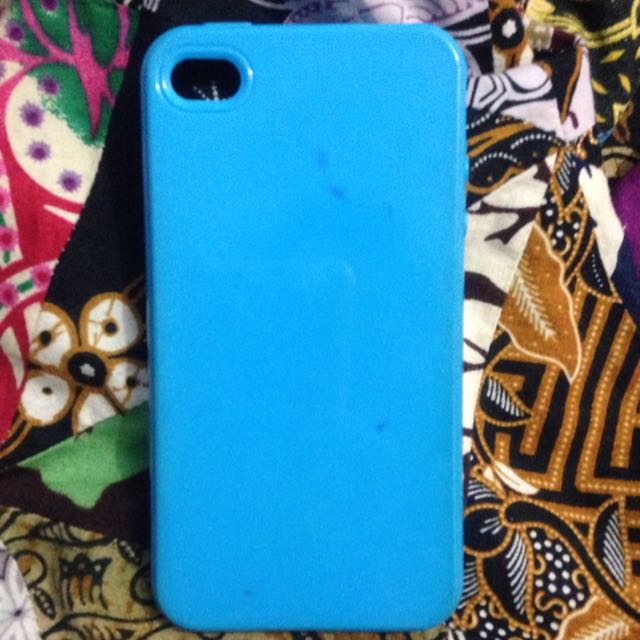 iPhone 4 Jelly Case