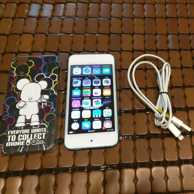 ipod touch 5 32G 版本8.4