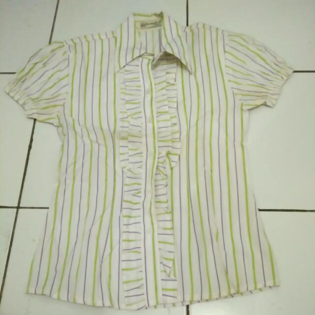 Kemeja (Baju Kerja)