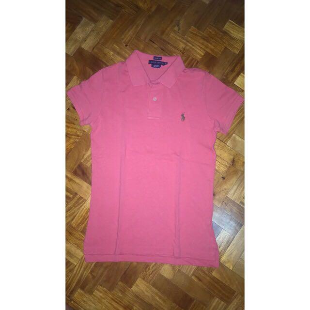 lauren Polo shirt slim fit