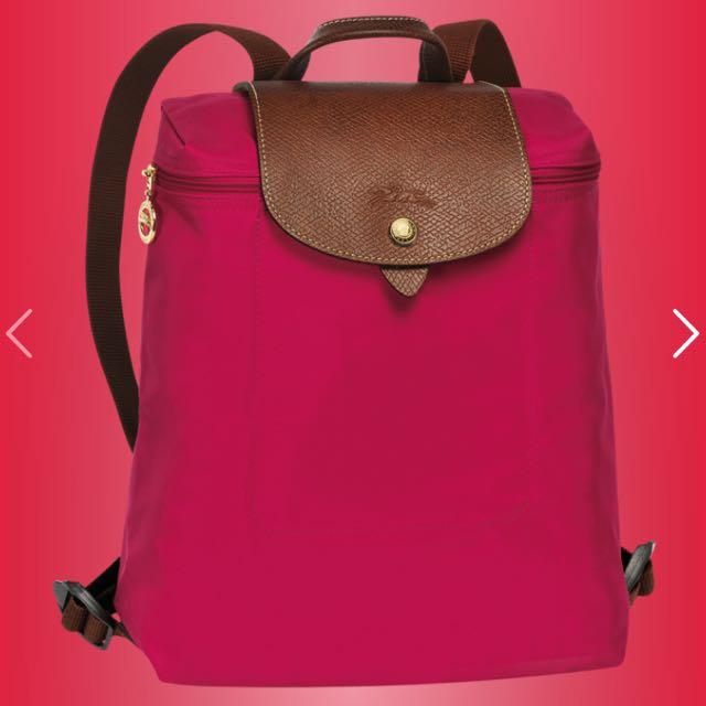 Longchamp 背包