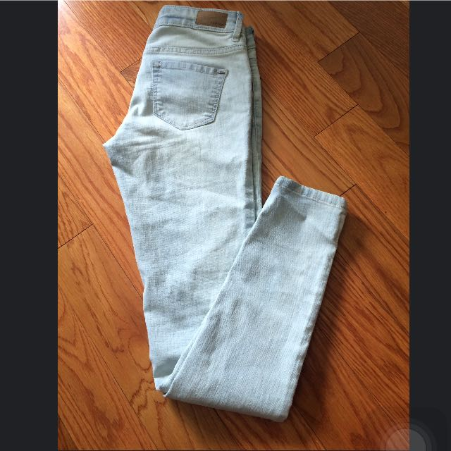 Low Rise Garage Jeans
