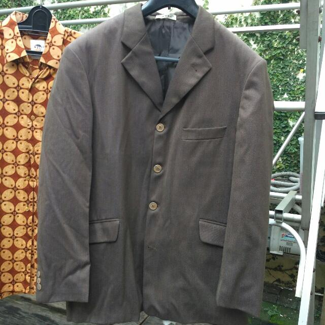 Man Suit Made In Istanbul