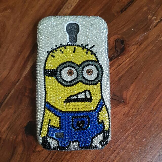 Minion Samsung S4 Phone Cover
