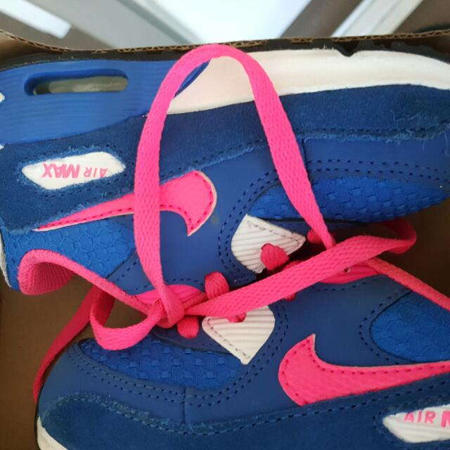 Nike Airmax 90 Size 6 Baby