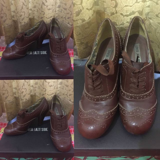 Preloved Brown Shoes