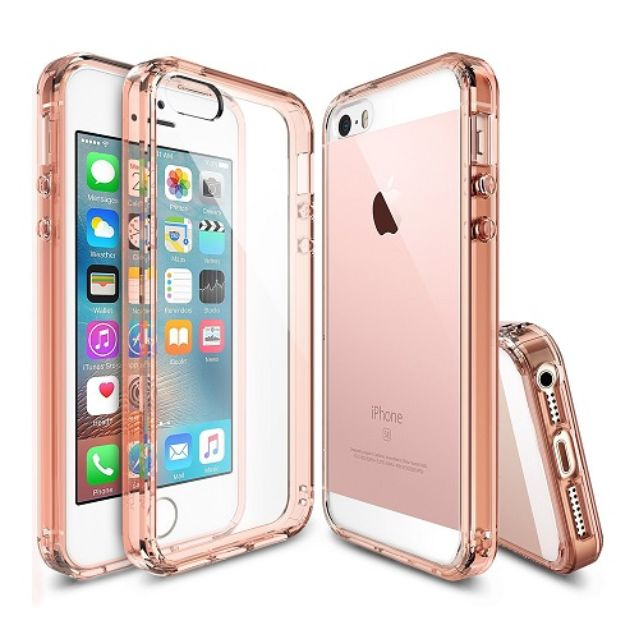 REARTH IPHONE SE / 5S / 5 RINGKE FUSION ROSE GOLD
