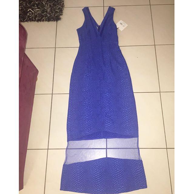 RRP $129 - Size 8 Bariano Maxi Dress
