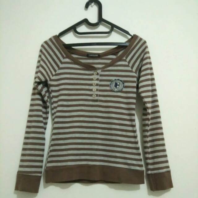 Sabrina Stripe Shirt