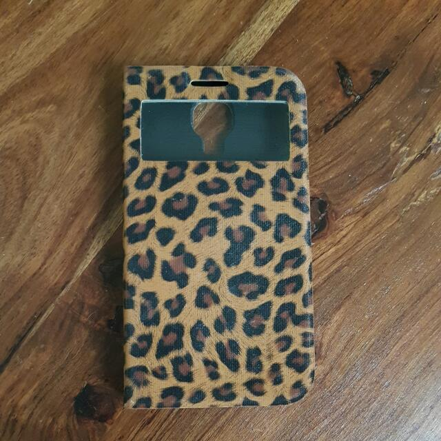 Samsung S4 Leopard Phone Cover