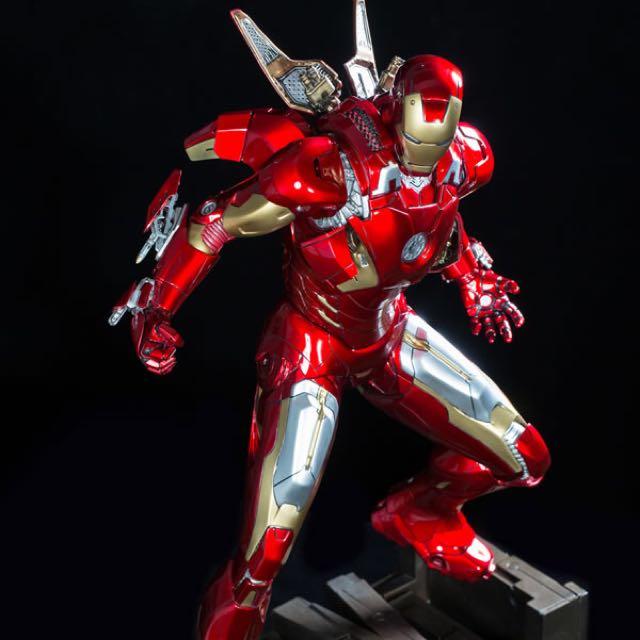 XM Studios Iron Man Mark VII MK 7(reserved) Movie Version 1