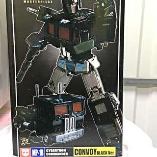 Transformers Masterpiece: MP-1B Black Convoy