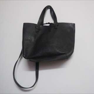 [Preloved] Mini Tote Bag From Pull&bear