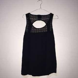 Zara Tail Top