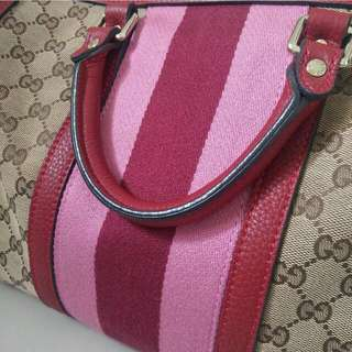 Gucci Boston Bag F/W 2015 - Pre-Loved
