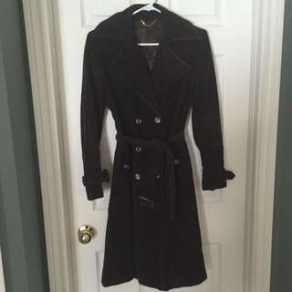 BLUMARINE - Stunning Corduroy Brown Coat