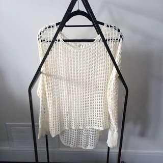 Baggy Sweater/Bikini Cover-up